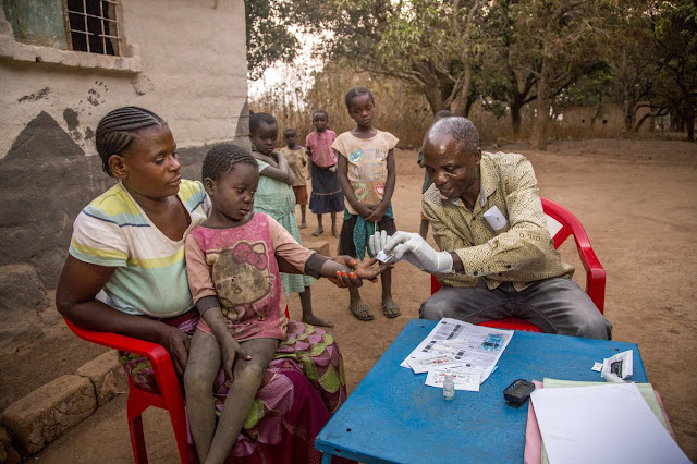 Malaria Vaccine Launched in Malawi - rictasblog
