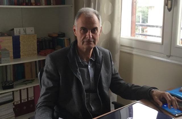 Γ. Γκιόλας: Πρόοδος στην πορεία του έργου του Αναβάλου