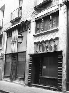 Sala Libros - Palacio Fuenclara Zaragoza