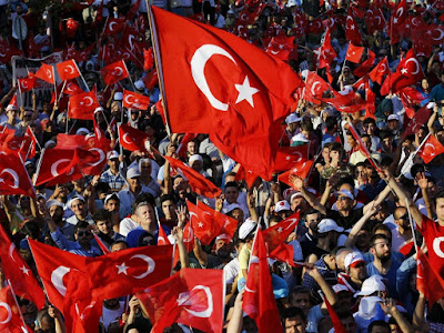 Ketegangan antara AS dan pemerintah Erdogan meningkat pasca upaya kudeta