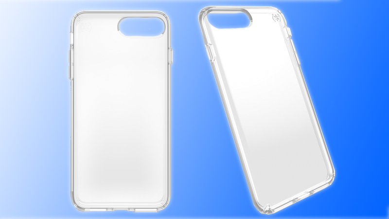 Clear Case for iPhone 7+