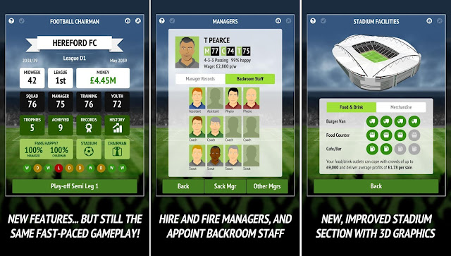 Free Download Game Football Chairman Pro apk for android