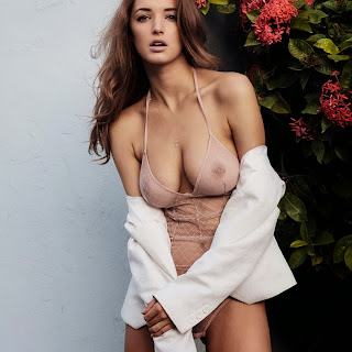 For the alyssa arce see through question