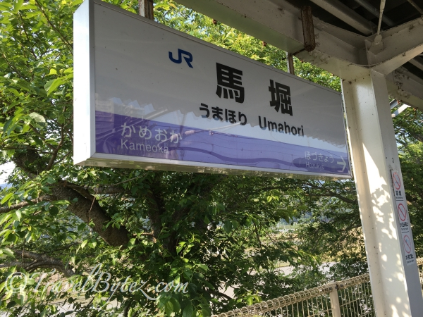 Umahori (JR) Station