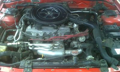Foto Mesin Mazda 626 Capella