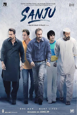 Sanju 2018 Hindi Pre-DVDRip 1.4Gb x264
