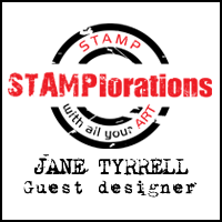 Proud to Guest Design for STAMPlorations