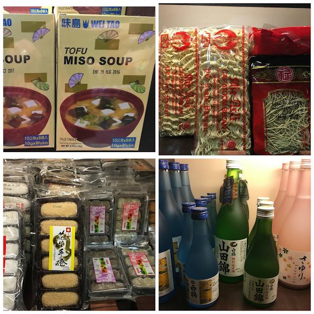 comida japoensa
