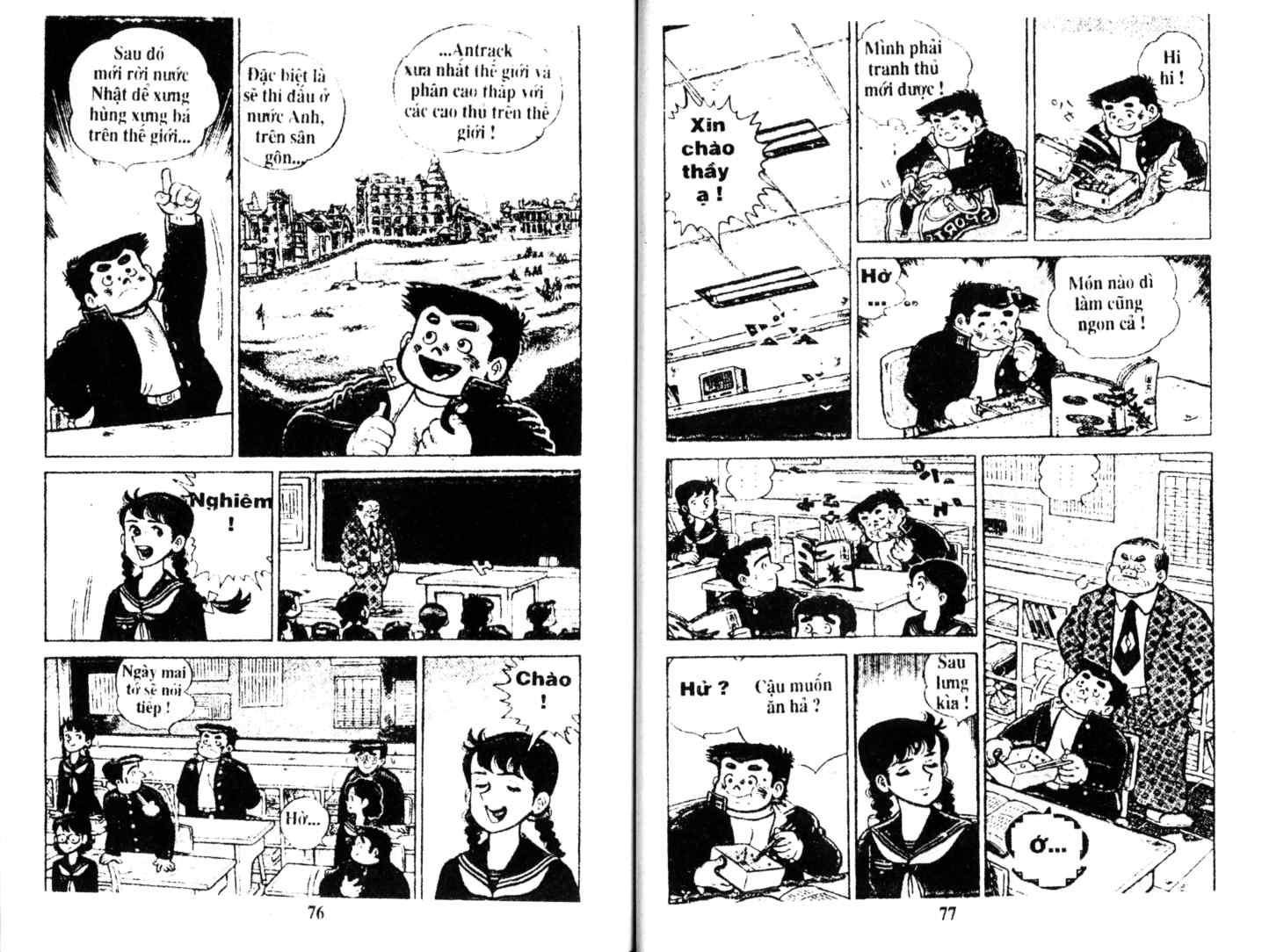 Ashita Tenki ni Naare chapter 10 trang 37