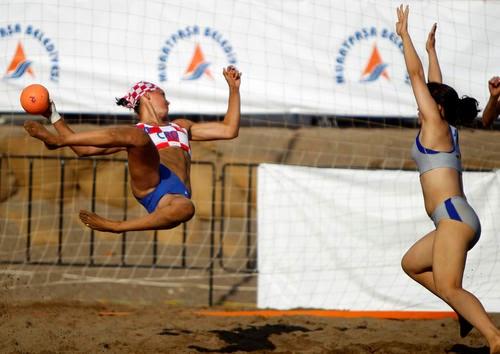 Beach Handball en Juegos Olímpicos de la Juventud 2018 | Mundo Handball