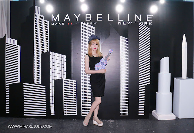 The Maybelline New York Beauty Bash EVENT
