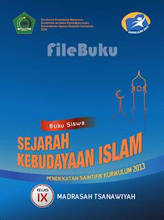 (SKI) Sejarah Kebudaan Islam Buku Siswa Kelas 9-IX Kurikulum 2013 Revisi