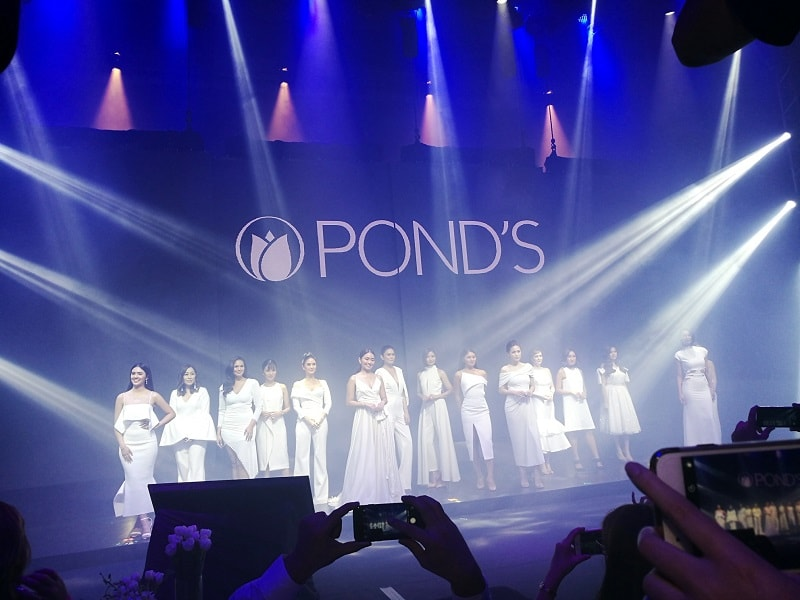 POND's Institute White Party - #ChangeIsBeautiful