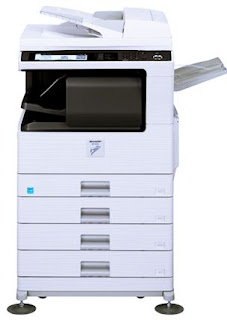Sharp MX-M310 Printer Driver Download & Installations