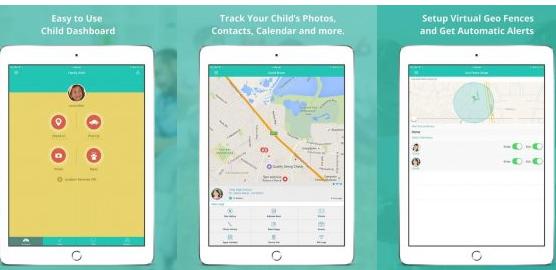 Aplikasi Top Pelacakan Anak Terbaik  7
