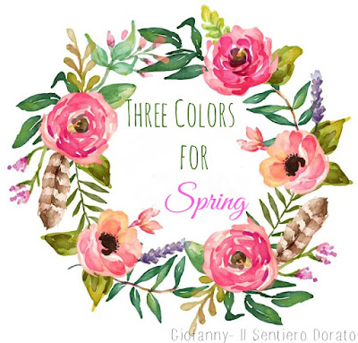 TAG: Three Colors For Spring