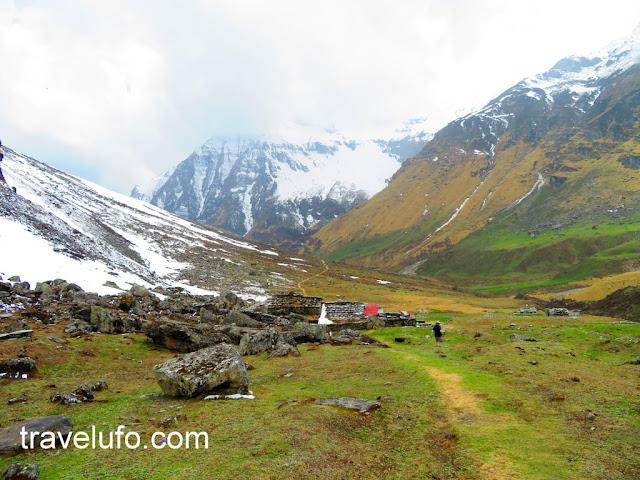 Pindari glacier trek photos