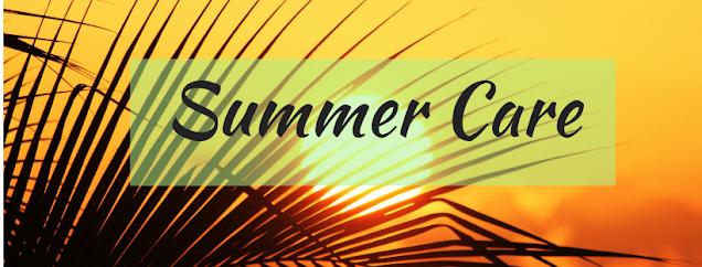 Summer Care for Hostas