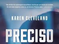 Resenha Preciso Saber - Karen Cleveland