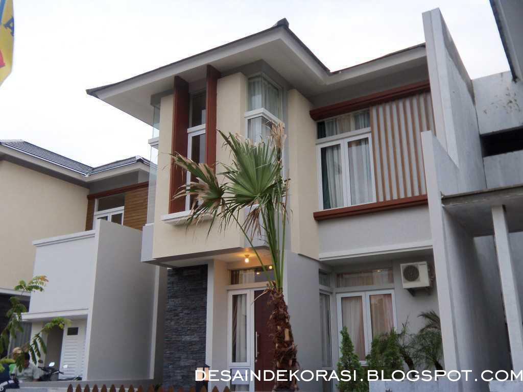Warna Cat Pintu Dan Jendela Rumah Denah Rumah