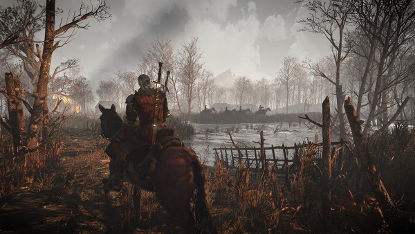 Witcher 3 Screenshot