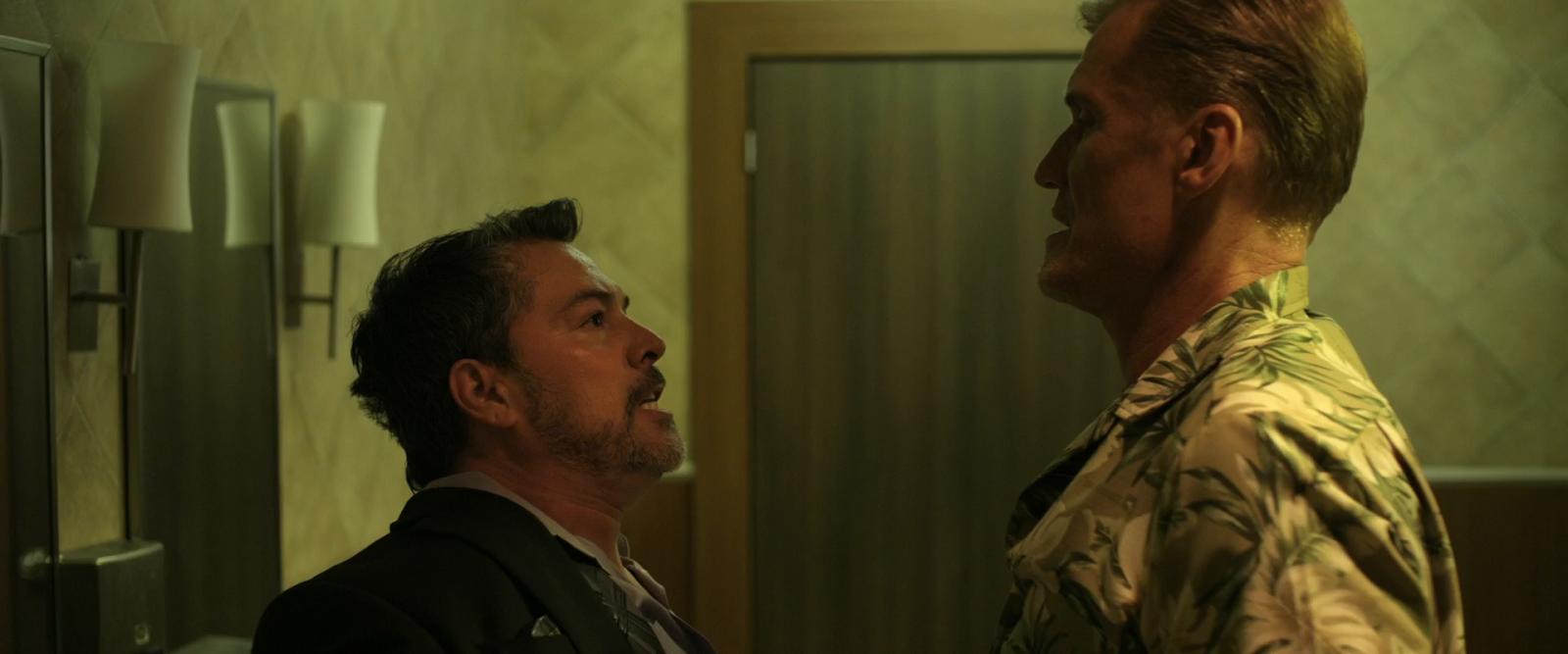 El infiltrado (Larceny) (2016) 1080p Latino - Ingles captura 1