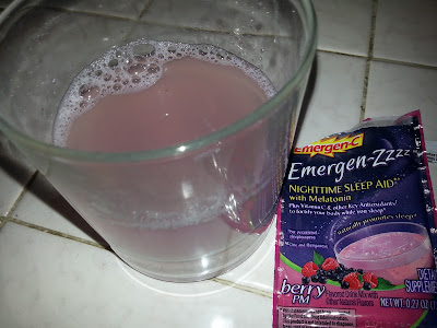 Emergen-Zzzz Vitamin Drink Mix Nighttime Sleep Aid