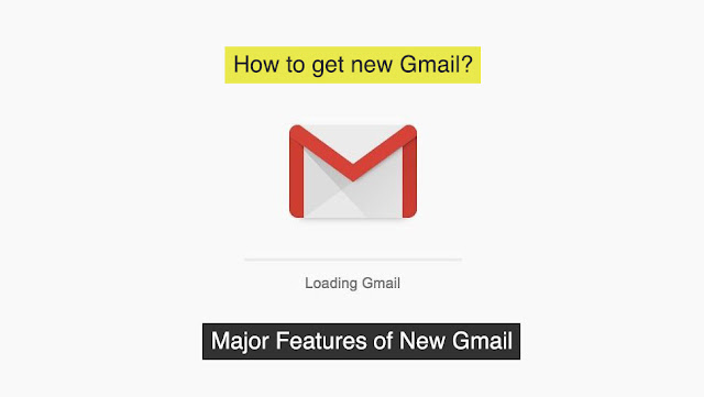 New Gmail, Major Features and How to Get it
