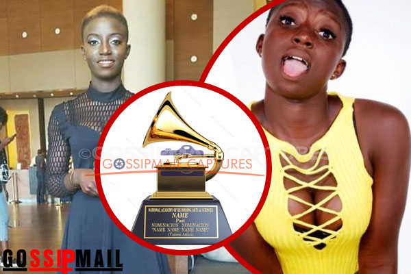 Rashida Black Beauty Nominated For Award In Nigeria Over Her Nu-de Video