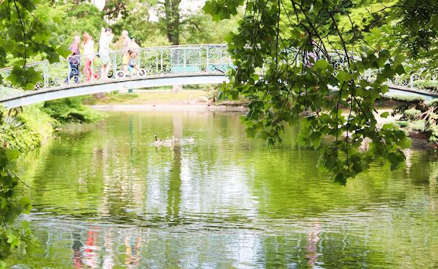 Lac à Bordeaux