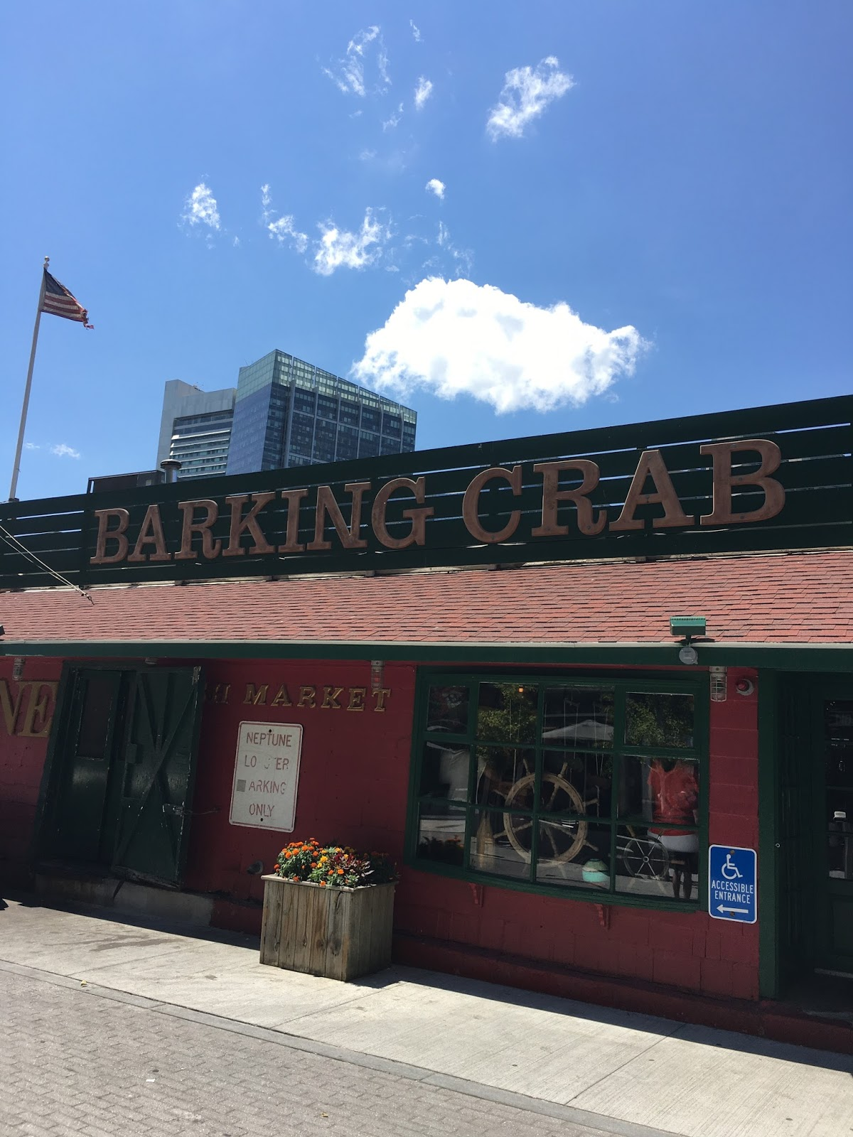 barking crab boston