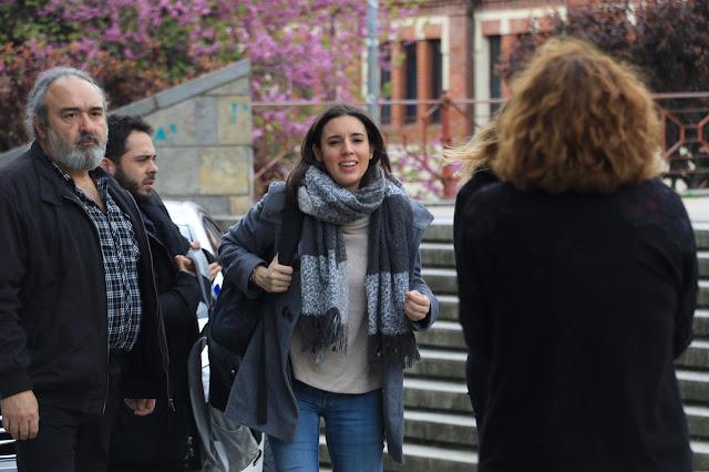 Irene Montero de Podemos