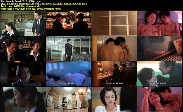 Download Love is Dead (2015) HDRip Subtitle Indonesia