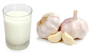 Garlic in milk cures tuberculosis, cardiac problems, pneumonia, asthma, arthritis, insomnia and other diseases?