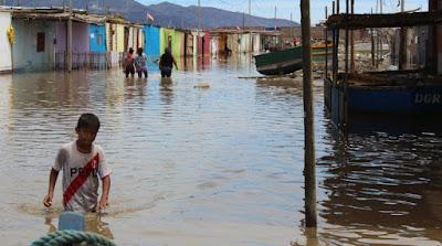 Huaicos en Perú, lluvias en Perú