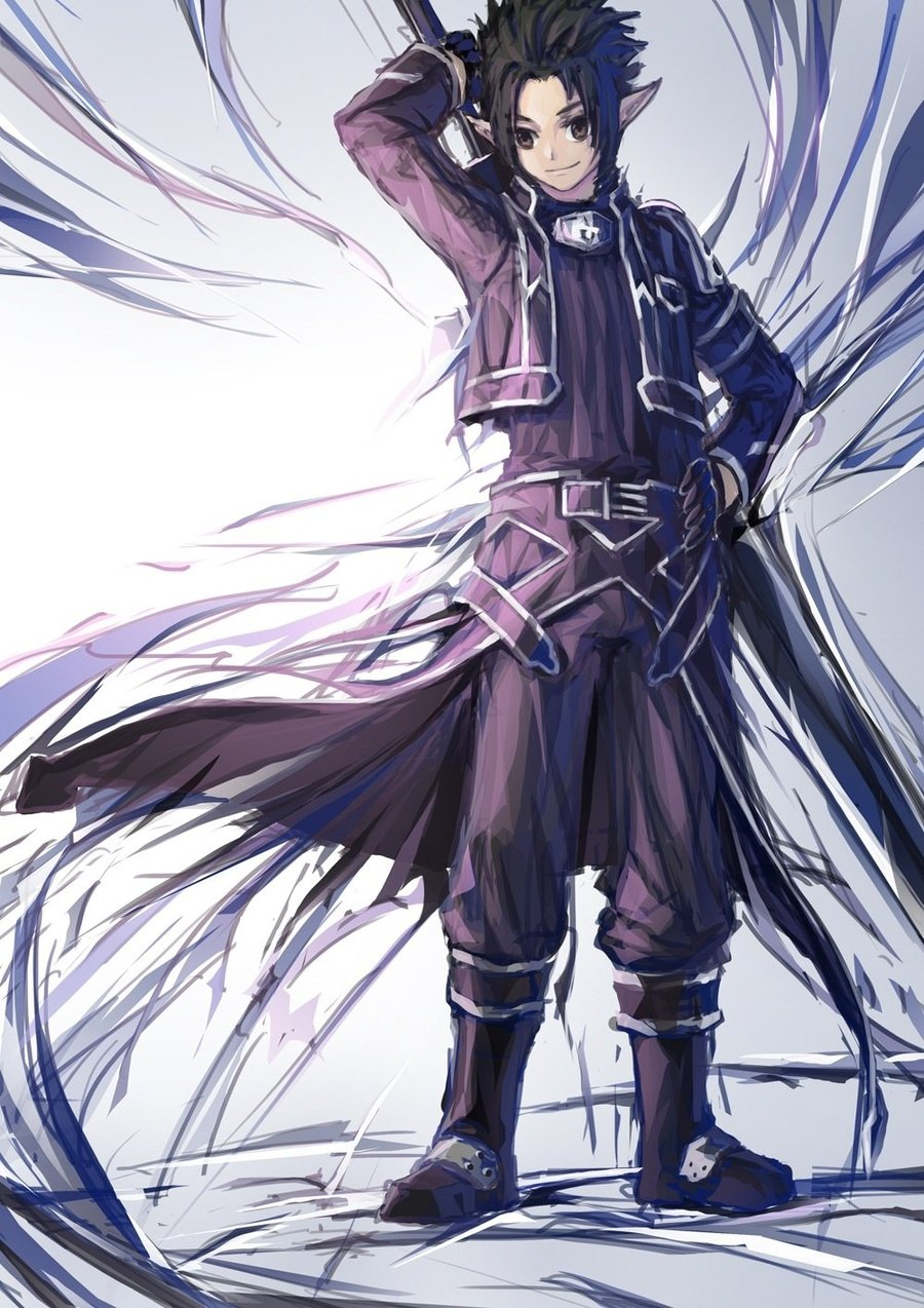 Kirito 16 Fan Arts and...
