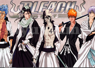 Bleach Episode 001 366 Sub Indo Complete Batch File Informasi Anime Jumlah Musim Rilis Fall 2004
