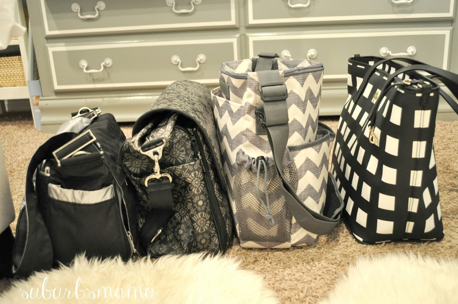 Now If I Had To Choose One Diaper Bag Out Of All These Would The Skip Hop For Short Trips And A Tote Style