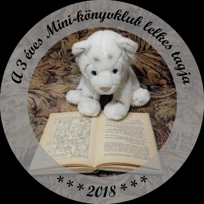 Büszke Mini-Könyvklub tag