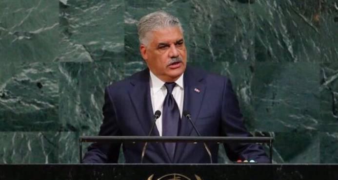 """Canciller Vargas dice ante la ONU: """"Pueblos no pueden afrontar solos riesgos de la vulnerabilidad"""""""