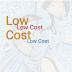 Low Cost,  El fenómeno del lowcost como barato o económico