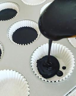 """Mini Cupcakes de Rodolfo el Reno + """"La Receta"""" de cupcakes de chocolate"""