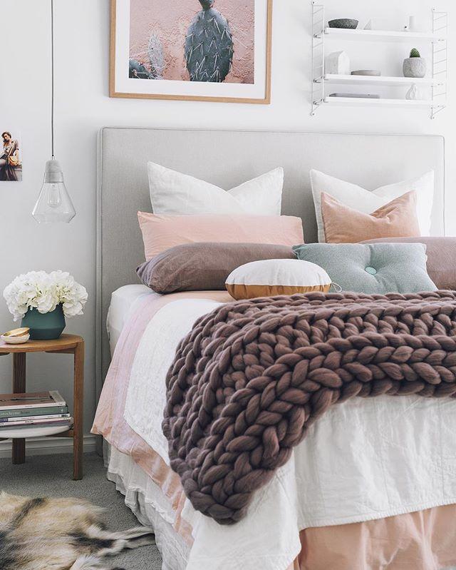 16 mantas estilizadas para cama de casal blog de - Ikea mantas para camas ...