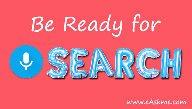 Be ready for Voice Search: The Web Hosting And SEO Trends That You Must Follow In 2020: eAskme