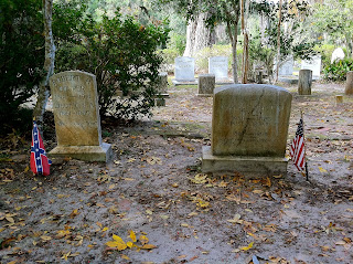 Christ Church Frederica Cemetery