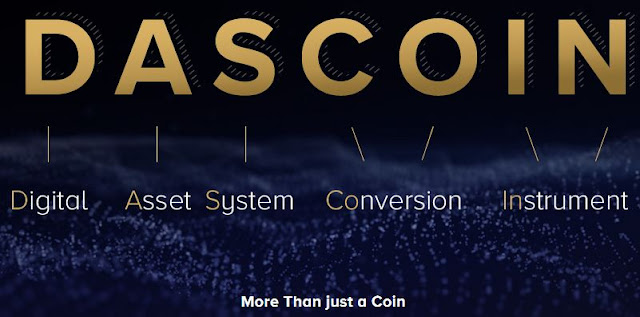 dascoin, bitcoin business, invest wisely, earning sites