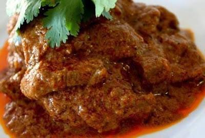 Cara Memasak Rendang Daging Sapi Pedas Gurih