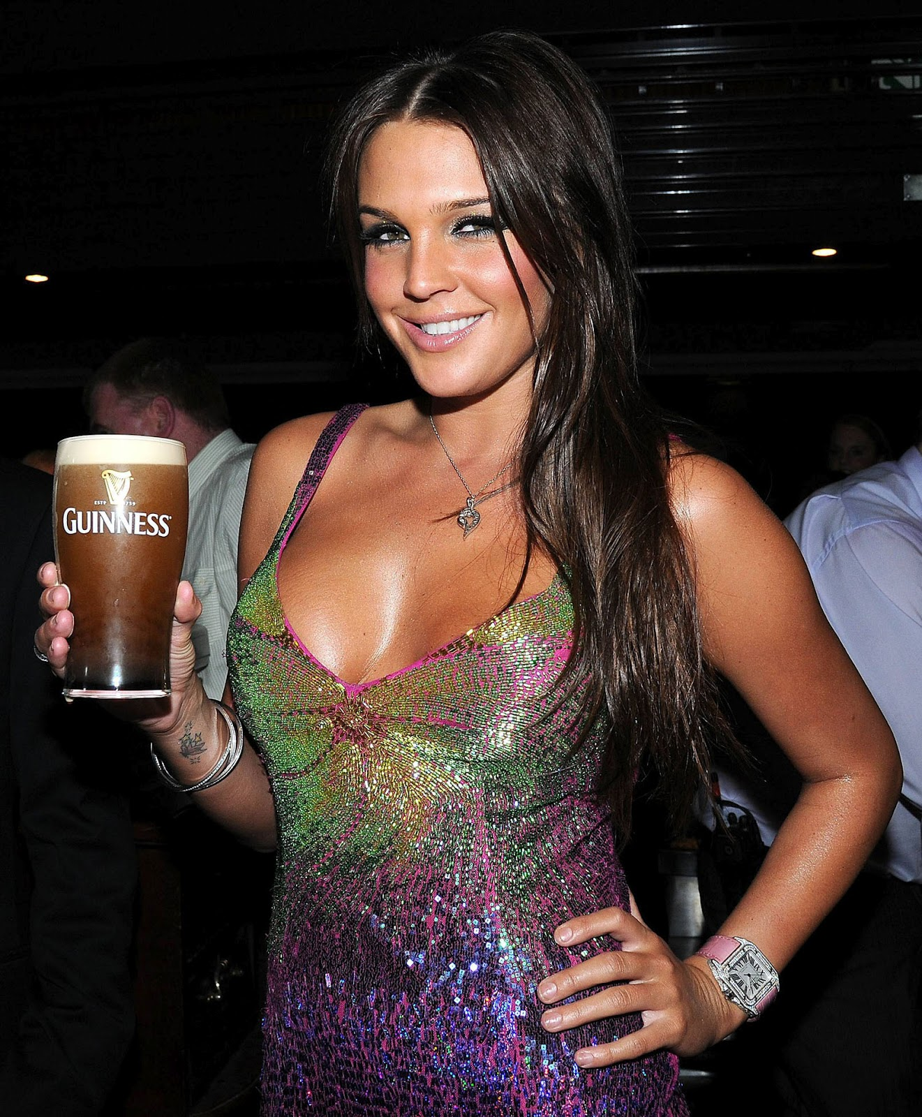 Hollywood All Stars Danielle Lloyd Profile And Pictures