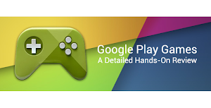 Google Play Games v5.5.81 With new Attractive Design & Built-in PAC-MAN, Solitaire and Cricket Games