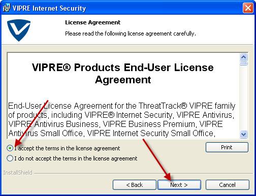 تحميل برنامج vipre antivirus2016 لحماية جهازك وخصوياتك من الفيروس كامل مجانى +شرح التفعيل